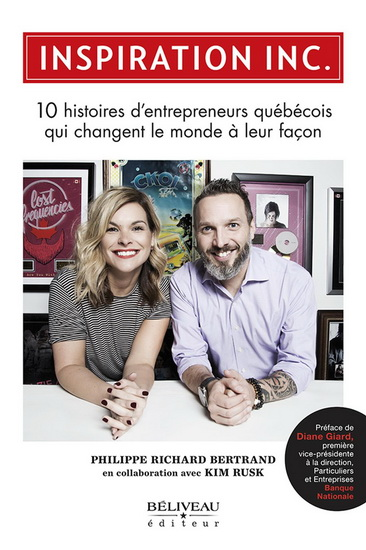 INSPIRATION INC. par Kim Rusk et Philippe Richard Bertrand