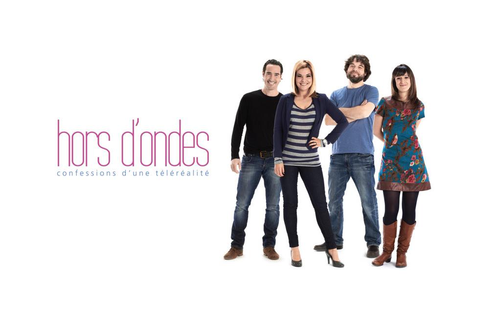 La websérie Hors d'ondes disponible sur tou.tv