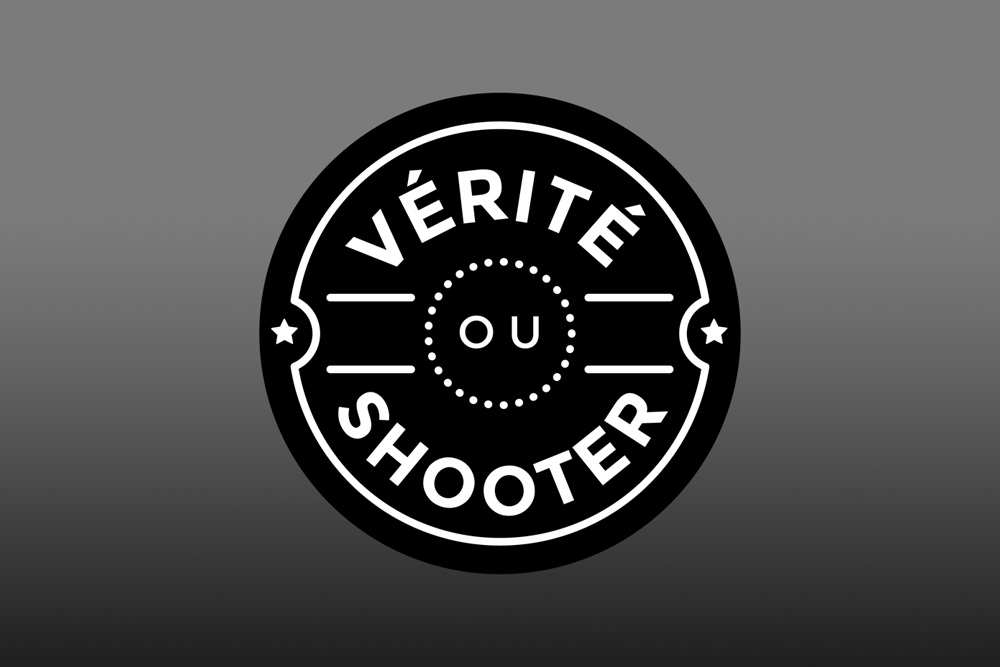L'application Vérité ou Shooter