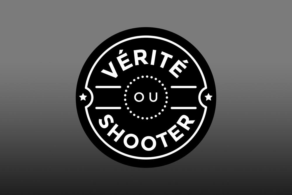 L'application Vérité ou Shooter