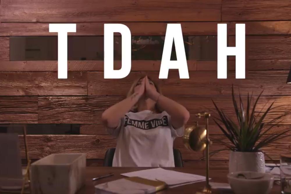 Jm les TDAH à Canal Vie